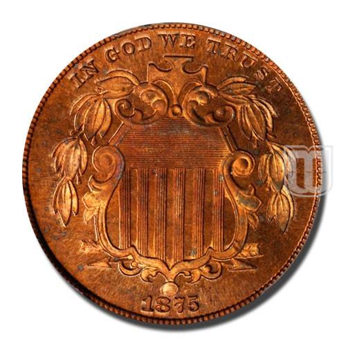 5 Cents | KM 97 | O