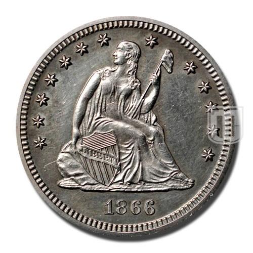 Quarter Dollar | KM 98 | O