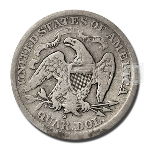 Quarter Dollar | KM 98 | R
