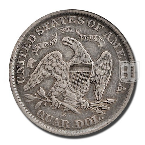 Quarter Dollar | KM 98 | R