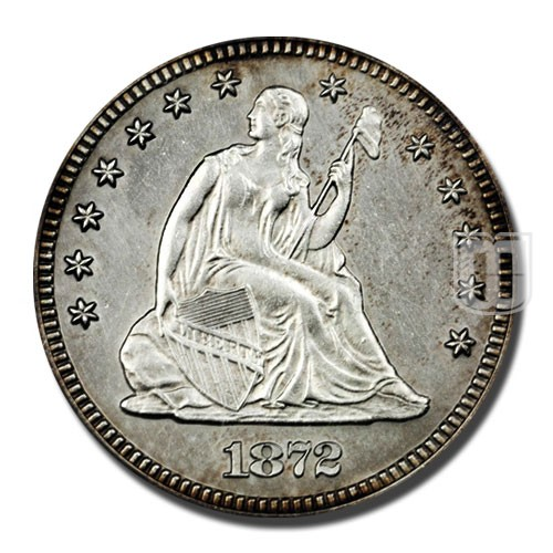 Quarter Dollar | KM 98 | O