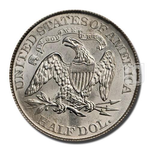Half Dollar | KM 99 | R
