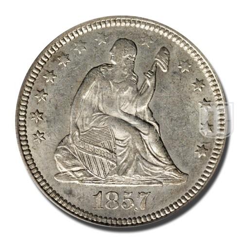 Quarter Dollar   KM A64.2   O