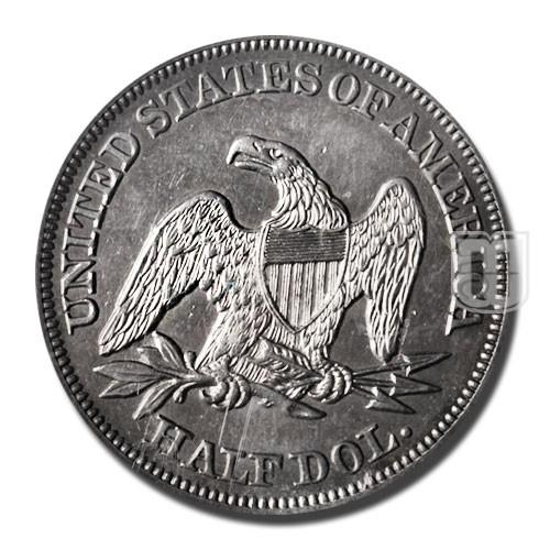Half Dollar | KM A68 | R