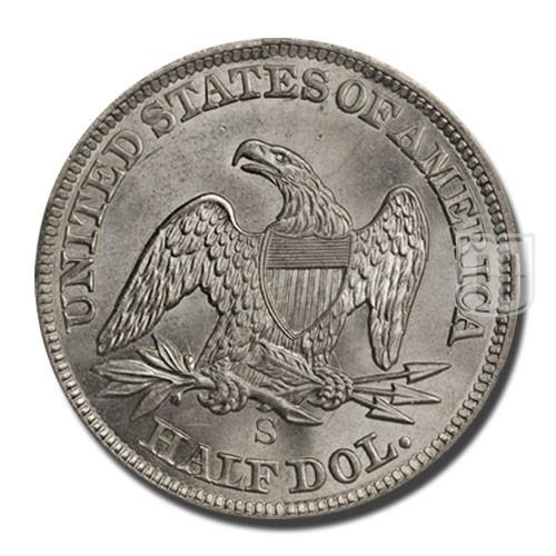 Half Dollar | KM 82 | R