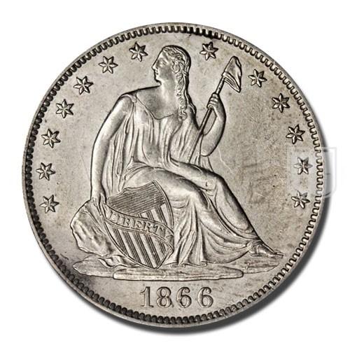 Half Dollar | KM A68 | O