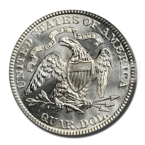 Quarter Dollar | KM A98 | R