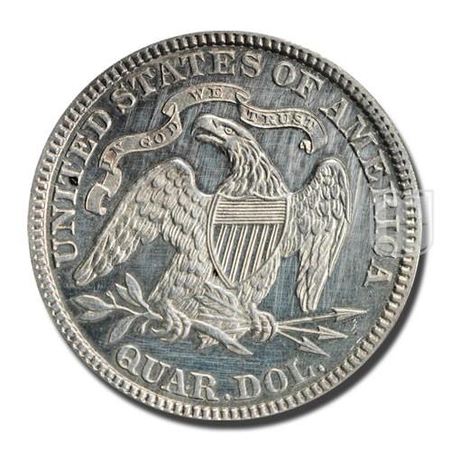 Quarter Dollar   KM A98   R