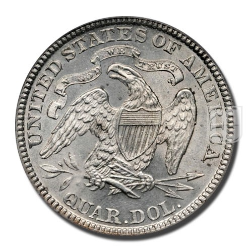 Quarter Dollar | KM A98 | R