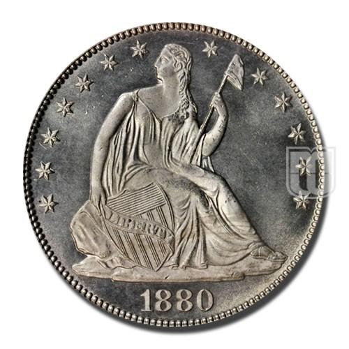 Half Dollar | KM A99 | O