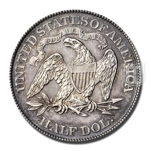 Half Dollar | KM A99 | R