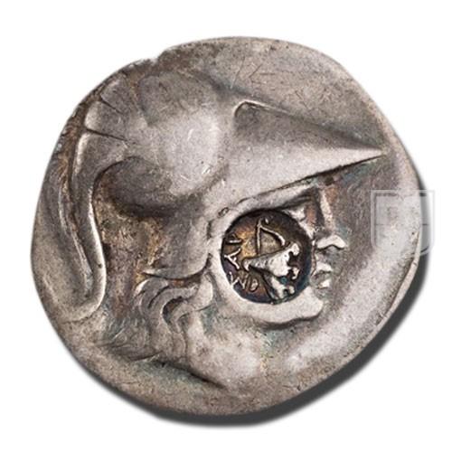 Tetradrachm | H. Seyrig, RN 1963 | O