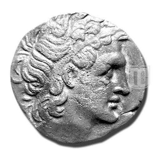 Tetradrachm | Sv.1821 | O