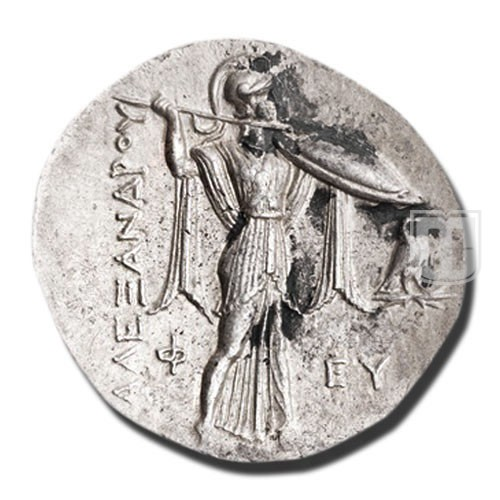 Tetradrachm | Sv.48, Zervos issue 16 | R