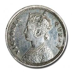 1/4 Rupee | KM# 470,PR.406 | O