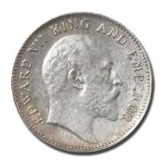 1/4 Rupee | KM# 506,PR.433 | O