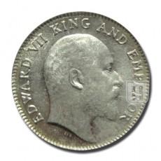 1/4 Rupee | KM# 506,PR.436 | O