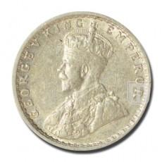 1/4 Rupee | KM# 518,PR.441 | O