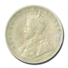 1/4 Rupee | KM# 518,PR.444 | O