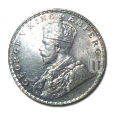 1/4 Rupee | KM# 518,PR.448 | O