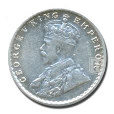 1/4 Rupee | KM# 518,PR.449 | O