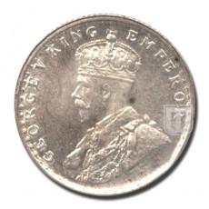 1/4 Rupee | KM# 518,PR.451 | O