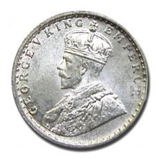 1/4 Rupee | KM# 518,PR.453 | O