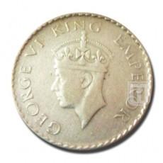 1/4 Rupee | KM# 545,PR.473 | O