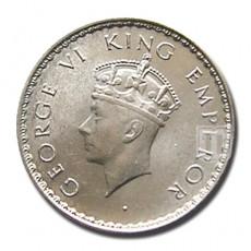 1/4 Rupee | KM# 544a,PR.462 | O