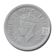 1/4 Rupee | KM# 546,PR.475 | O