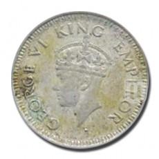 1/4 Rupee | KM# 547,PR.464 | O