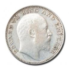 Half Rupee | KM# 507,PR.317 | O