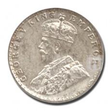 Half Rupee | KM# 522,PR.343 | O