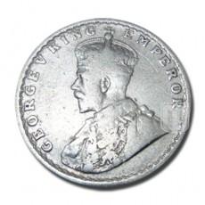 Half Rupee | KM# 522,PR.325 | O