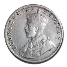 Half Rupee | KM# 522,PR.344 | O