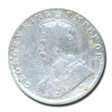 Half Rupee | KM# 522,PR.346 | O