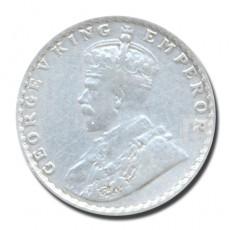 Half Rupee | KM# 522,PR.347 | O