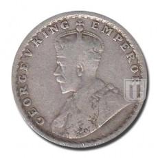 Half Rupee | KM# 522,PR.329 | O
