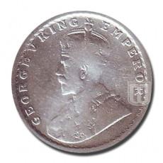 Half Rupee | KM# 522,PR.331 | O
