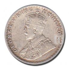 Half Rupee | KM# 522,PR.334 | O