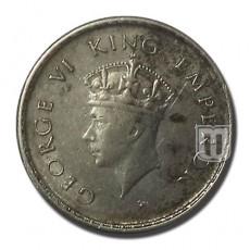 Half Rupee | KM# 549,PR.351 | O