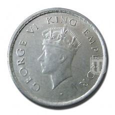 Half Rupee | KM# 549,PR.352 | O