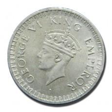 Half Rupee | KM# 551,PR.356 | O