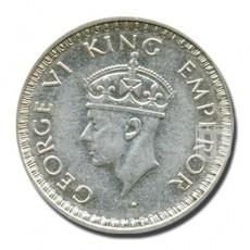 Half Rupee | KM# 552,PR.367 | O