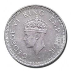 Half Rupee | KM# 552,PR.368 | O
