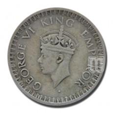 Half Rupee | KM# 552,PR.361 | O