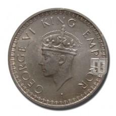 Half Rupee | KM# 552,PS.3867 | O