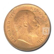 One Quarter Anna | KM# 501,PR.649 | O