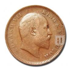 One Quarter Anna | KM# 501 | O