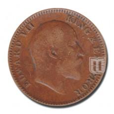 One Quarter Anna | KM# 502,PR.651 | O